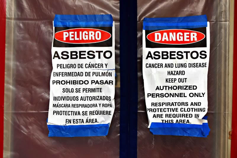 ASBESTOS & LEAD HAZARDS